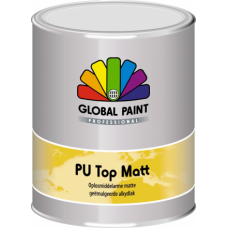 Global PU Top Matt
