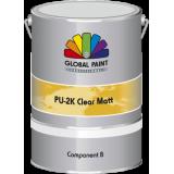 Global PU-2K Clear Matt
