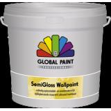Global SemiGloss Wallpaint