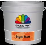 Global Styrol Matt - gevelverf