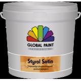 Global Styrol Satin - gevelverf