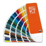 RAL Kleurenwaaier K7 Classic van Global Paint - Alle 213 RAL kleuren -verfjob.nl